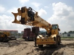 25T Grove crane Rough terrain crane