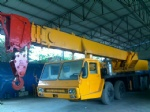 40T kato truck crane very cheap